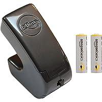 3 件套:Plus EBow E-Bow 手持电子效果弓,适用于吉他和 2 节 9V 碱性 电池