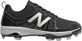New Balance 男式 Tupelo V2 TPU 成人棒球鞋钉鞋