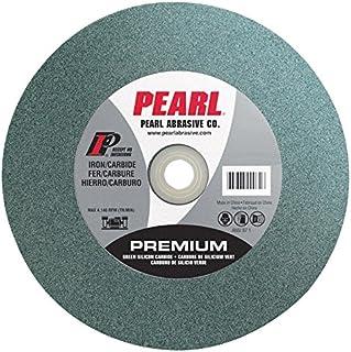 Pearl Abrasive BG610120 *碳化硅长凳研磨轮带 C120 砂砾