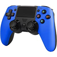 SADES PS4 控制器无线控制器,适用于 Playstation 4 / Pro / Slim 带运动马达和音频功能…