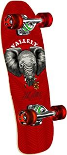 Powell Peralta 滑板 Mike Vallely 婴儿大象巡洋舰 红色 8 英寸 x 26 英寸