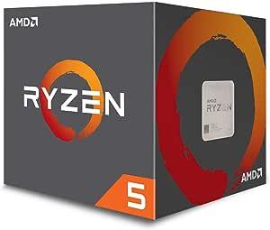 AMD Ryzen 5 2600 CPU处理器 + Wraith隐形散热器-YD2600BBAFBOX