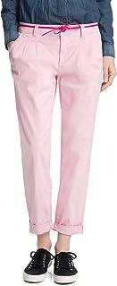 ESPRIT 女士裤子 R21111 男友不合身(深步)