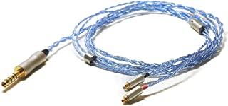"Bispa 耳机*线 <凌-Ryou> UPTCEP-M5 [MMCX接口转""PR系列""直径4.4毫米5极插头(平衡)]"