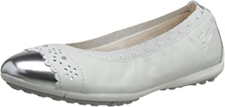 Geox Junior Piuma 39 Ballet Flat (Toddler/Little Kid/Big Kid)