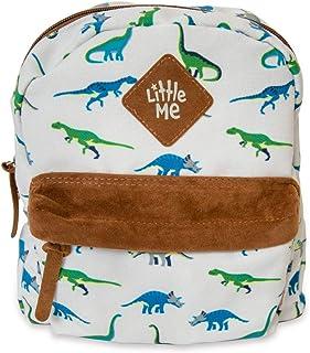 Little Me 背包带*带牵引绳,儿童婴儿,幼儿旅行款 Dino White