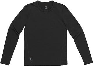 Duofold 青年探险重量圆领长袖衬衫