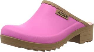 AIGLE victorine sabot ,女式短靴