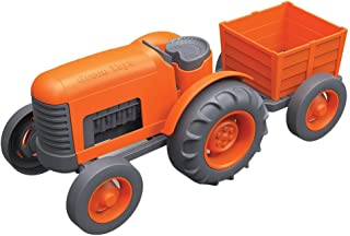 Green Toys 橙色拖拉机