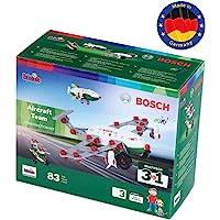 Theo Klein 8790 Bosch 建筑套装 3 合 1 飞机团队 多色