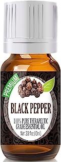 Healing Solutions * 纯精油 Black Pepper 10ml 0.338134848177453