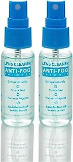 防雾喷雾眼镜镜片清洁剂,眼镜,护目镜和窗户持久防雾剂