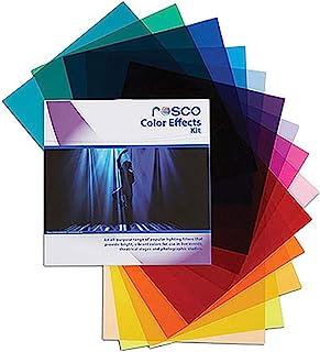 Rosco Color Effects Filter Kit 12 x 12 英寸纸