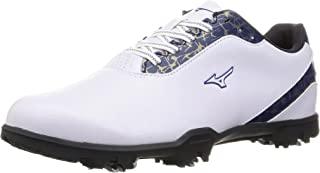 MIZUNO 美津浓 高尔夫球鞋 宽款 轻便 男士