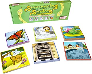 Junior Learning Sequencing Snakes
