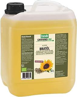 Byodo Roasting Oil 1 Pack (1 x 5 Litre Tin) - Organic