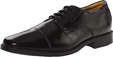 Clarks 男士Tilden Cap德比鞋