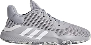 adidas 阿迪达斯 Pro Bounce 2019 低帮鞋 - 男式篮球浅灰/灰