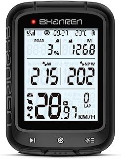 SHANREN GPS 自行车计算机