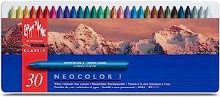 Neocolor I 防水蜡笔,30 种颜色