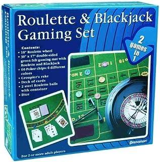 Roulette & Blackjack 游戏套装