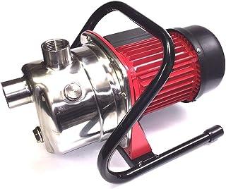 740 GPH 不锈钢草坪洒水泵电动水实用转移泵 浅井泵 花园草坪灌溉增压泵 (740 GPH)