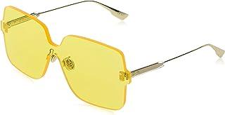 Dior Color Quake 1 金色/黄色 99/1/145 女式太阳镜