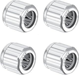 4 件针滚柱轴承,单向轴承,8 毫米孔径 14 毫米宽,高负载承载力和硬度