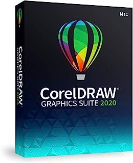 CorelDRAW显卡套装2020 | 平面设计、照片和矢量插图软件 | [Mac Disc]