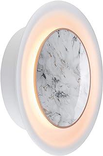 Paulmann 79700 Neordic WallCeiling Tiril 壁灯 LED 6.5W 壁灯 白色亚光/铜定向灯 230V 金属/塑料