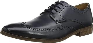 Clarks 男士 Stanford Limit derbys 鞋子