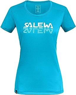 Salewa 沙乐华 女式 *运动图案干燥 W S/S T 恤