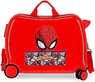 漫威蜘蛛侠漫画。 红色 50x38x20 cms