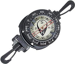 Scuba Choice 潜水指南针,带伸缩器