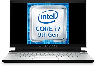 Alienware 外星人 m17 R2 17.3 英寸 FHD 144Hz 9 ms游戲筆記本電腦(英特爾酷睿i7-9750H,16 GB RAM,1 TB 硬盤,NVIDIA Geforce RTX 2070 Max-Q,帶 8 GB GD...