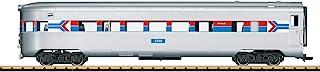 LGB L36605 模型铁路车厢,彩色