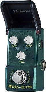 JOYO Molo-Trem Tremolo 迷你踏板 适用于电吉他效果 True Bypass Ironman 系列 JF-325