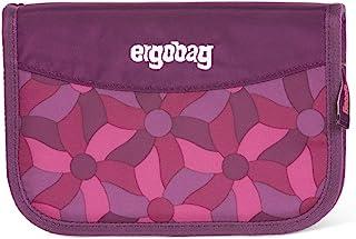 ERGOBAG 睡衣熊 笔袋 紫色 花朵