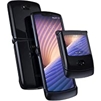 Motorola 摩托罗拉 Razr 5G 解锁手机,美国制造 | 8 / 256GB | 48MP相机 | 2020…