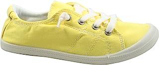 FZ-Comfort-01 女士可爱舒适一脚蹬平底鞋跟圆头运动鞋