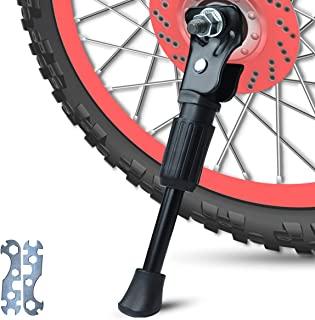 FullMonty 儿童自行车支架防滑支架,适用于 12-20 英寸儿童自行车支架,带多功能扳手,易于安装