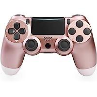 PS4 控制器无线蓝牙游戏手柄 适用于 Sony 索尼 Playstation 4 带 USB 线 兼容 Windows…