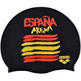 Arena 经典硅胶印花泳帽 西班牙