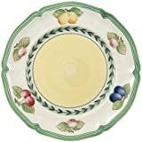 Villeroy & Boch 德国唯宝 French Garden 法国花园 芙蓉印花面包板,17cm