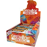 Grenade Carb Killa High Protein and Low Carb Bar, 12 x 60g…