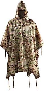 M-Tac Poncho 男式军款雨衣防撕裂防水防雨罩