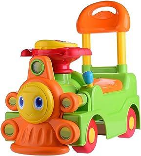 chicco 智高 音乐小火车骑行车玩具(12个月以上)