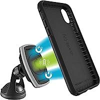 Speck Products 兼容手机壳适用于 Apple iPhone Xs 和 iPhone X,Presidio…
