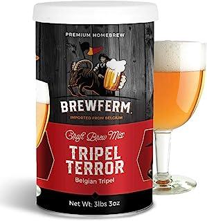 自制啤酒混合 Tripel Terror (Belgian Tripel) 160.114.5