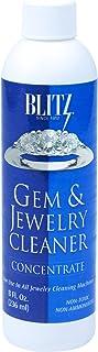 Blitz 653 宝石和珠宝清洁剂浓缩液,高瓶 8 液盎司,6 件装